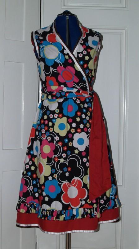 Cvjeticasta haljina [Rezolucija ekrana]