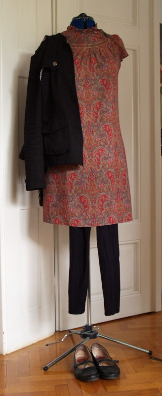 Ruska halj.outfit