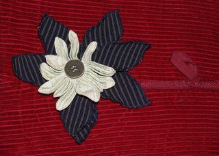 Cvijet torba crvena [Rezolucija ekrana]