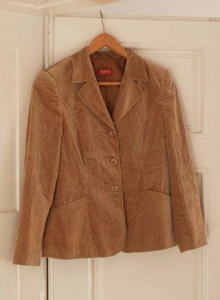 Zlatna jaknica plis