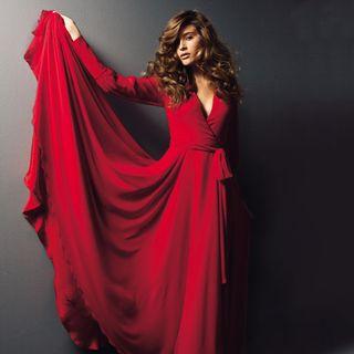 Burda dress 2