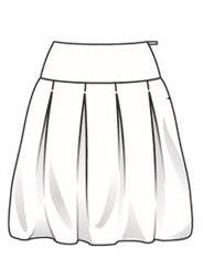 Balloon skirt burda 5 2006 116