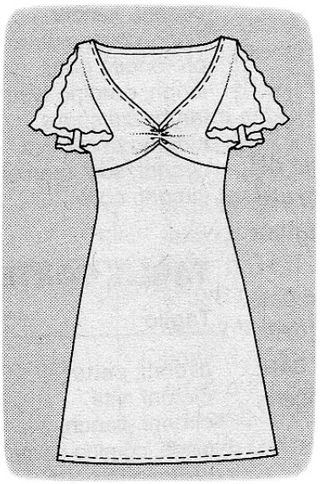 Dress burda 5 2004 115